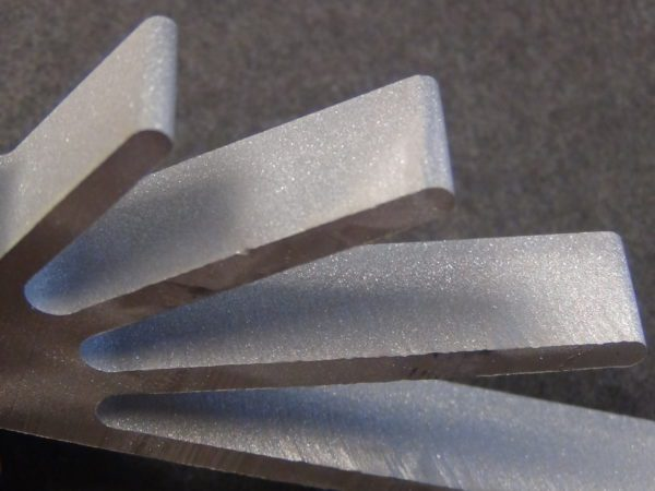 waterjet edge