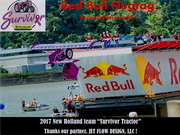 redbull flugtag sponsorship